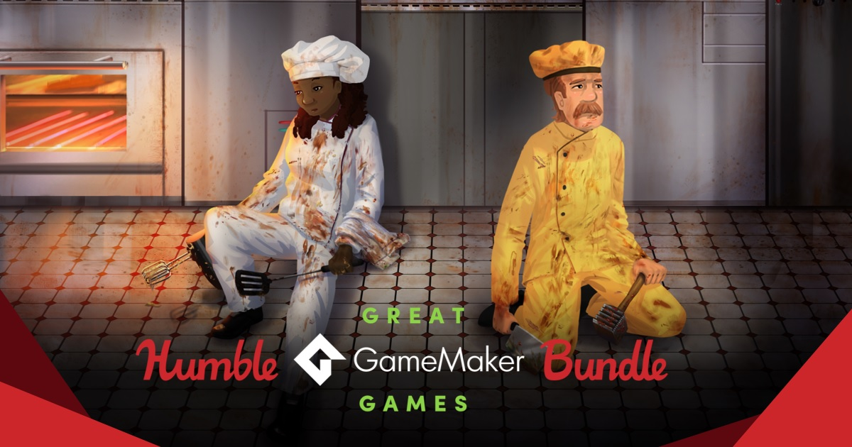 The Humble Great GameMaker Games Bundle