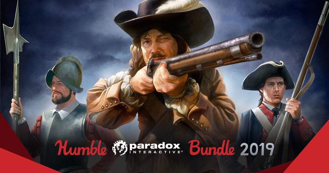 The Humble Paradox Bundle 2019