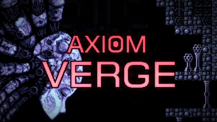 Axiom Verge is free at Epic Games Store for 2 weeks