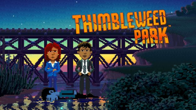 Thimbleweed Park is free at Epic Games Store for 2 weeks