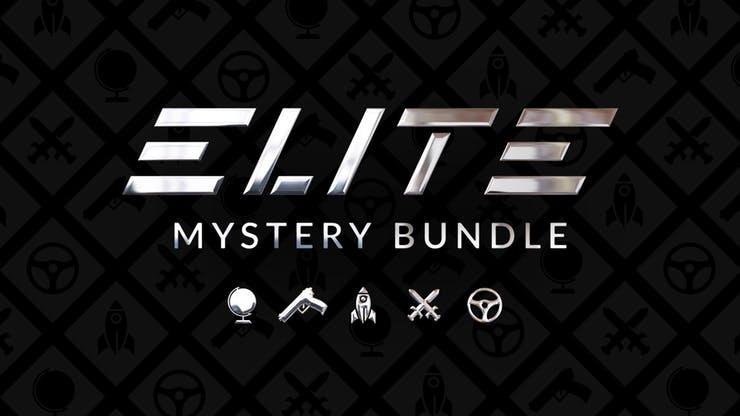 Fanatical Elite Mystery Bundle