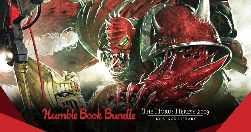 The Humble Book Bundle The Horus Heresy 2019 by Black Library