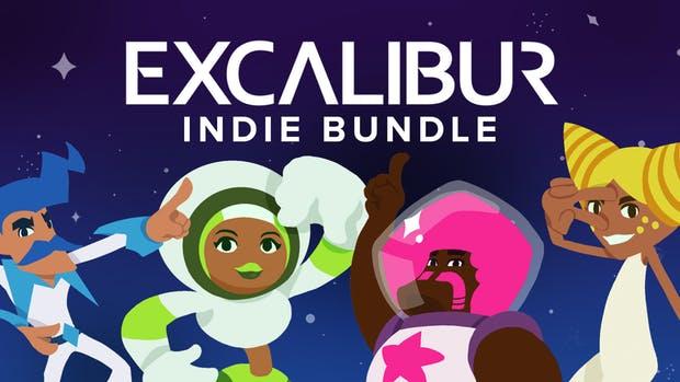 Fanatical Excalibur Games Indie Bundle