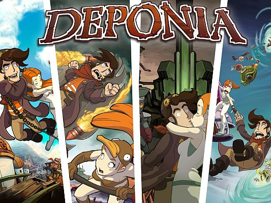 Get Deponia for FREE on IndieGala
