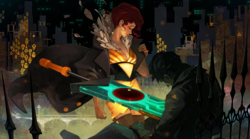 Transistor is free at Epic Games Store for 2 weeks