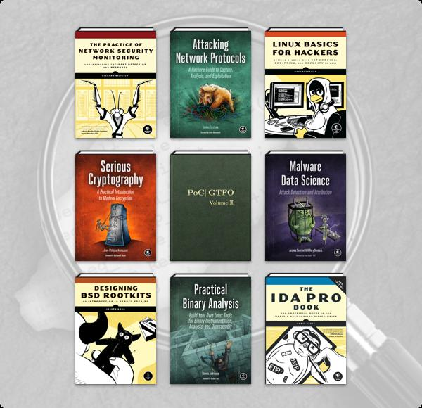 The Humble Book Bundle: Hacking 2.0