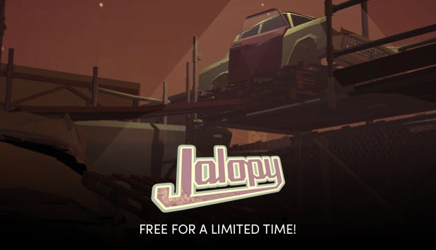 Get Jalopy for FREE on Humble Bundle