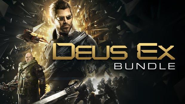 Fanatical Deus Ex Bundle