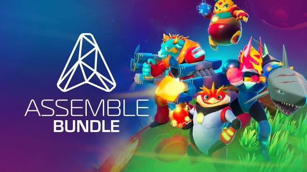 Fanatical Assemble Bundle