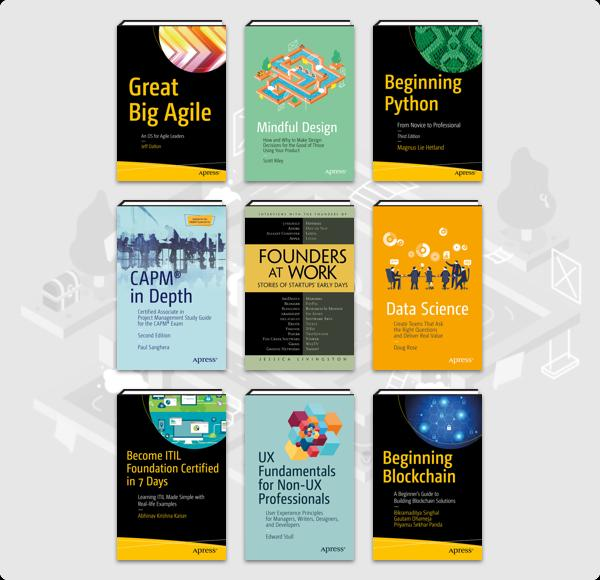 The Humble Book Bundle: Jumpstart Your Tech Career by Apress