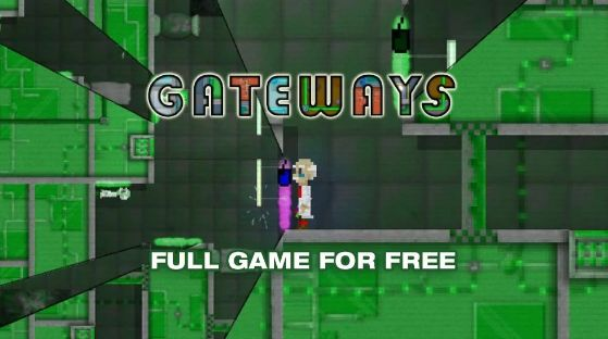 Get Gateways for FREE on IndieGala