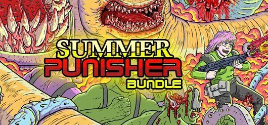 IndieGala Summer Punisher Bundle