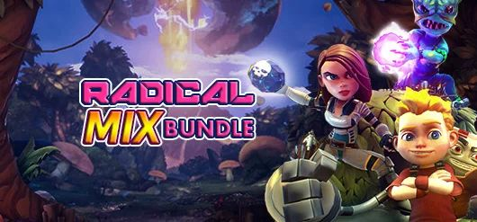 IndieGala Radical Mix Steam Bundle