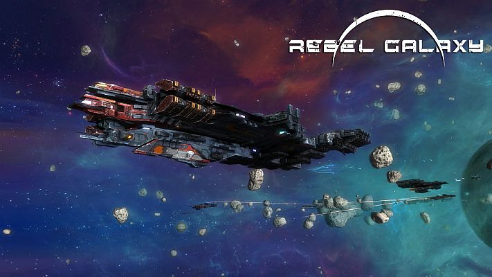Rebel Galaxy is free at Epic Games Store
