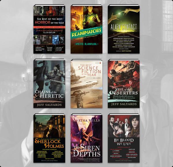 The Humble Book Bundle: Science Fiction