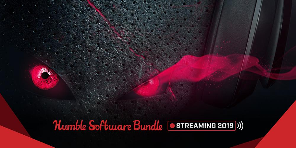 The Humble Software Bundle: Streaming 2019