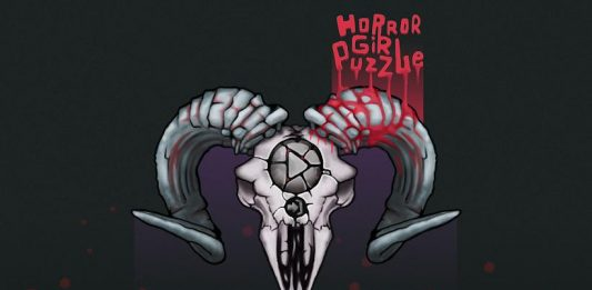 Get Horror Girl Puzzle for FREE on IndieGala