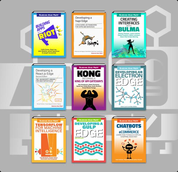 The Humble Book Bundle: Open Source Bookshelf