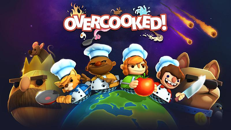 Overcooked is free at Epic Games Store