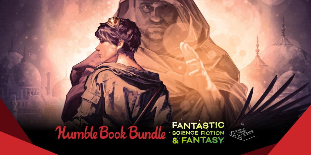 The Humble Book Bundle: Fantastic Science Fiction & Fantasy