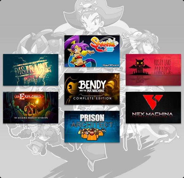 The Humble Very Positive Bundle 3