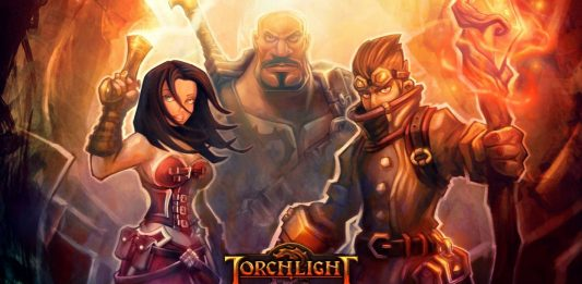 Torchlight is free at Epic Games Store