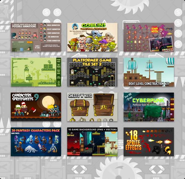 The Humble 2D Game Dev Bundle