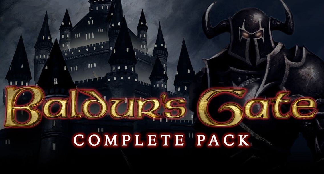 Fanatical Baldur's Gate Complete Pack
