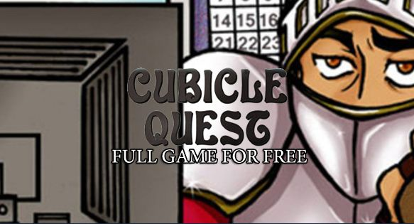 FREE GAME: Cubicle Quest