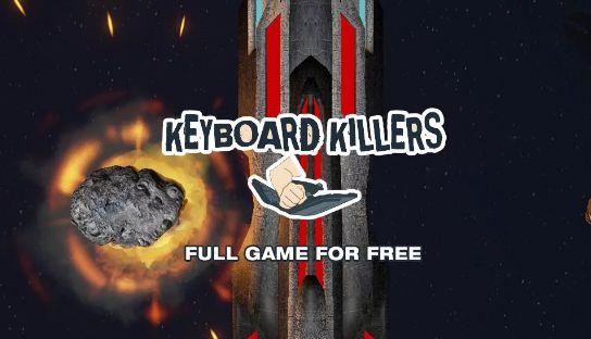 Free Game: Keyboard Killers