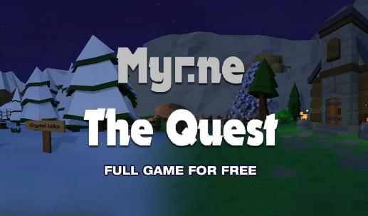 Get Myrne: The Quest for FREE on IndieGala