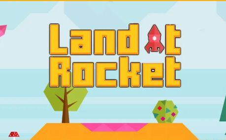 Free Game: Land It Rocket