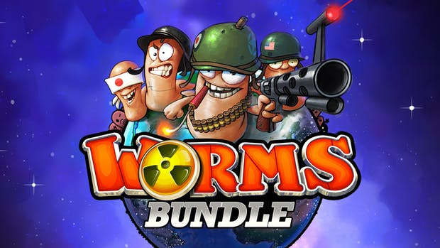 Fanatical Worms Bundle