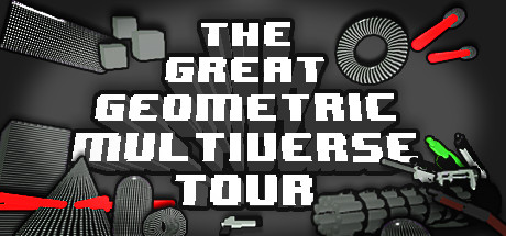 Free Steam Key: THE GREAT GEOMETRIC MULTIVERSE TOUR