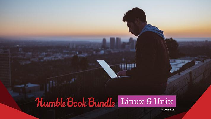 The Humble Book Bundle: Linux & UNIX by O'Reilly
