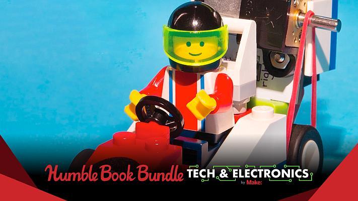 The Humble Book Bundle: Tech & Electronics
