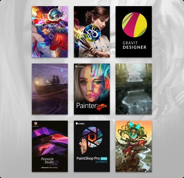 The Humble Software Bundle: Painter - Create With Confidence