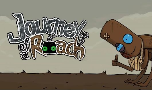 Free Game: Journey of a Roach