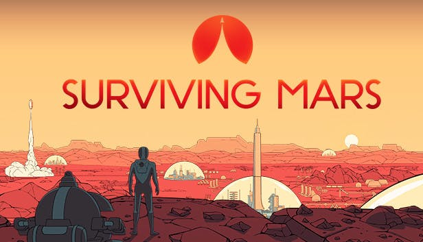 Free Game on Epic Games Store: Surviving Mars