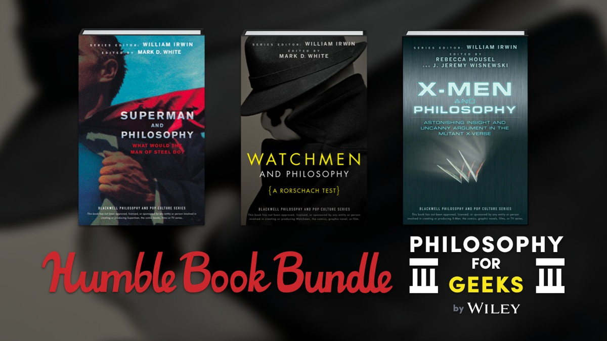 Humble Book Bundle: Philosophy for Geeks