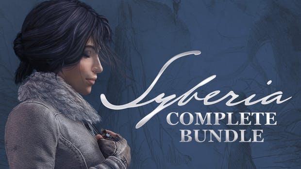Fanatical Syberia Complete Bundle