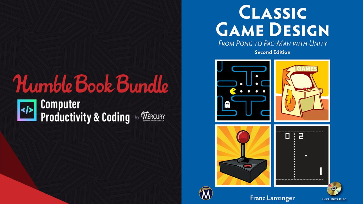 The Humble Book Bundle: Computer Productivity & Coding