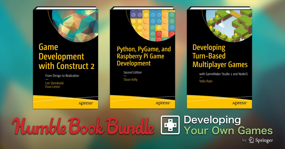 The Humble Book Bundle: Developing Your Own Games