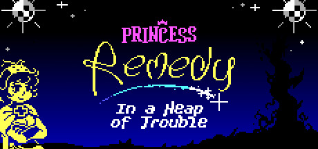 Free Steam Key: Princess Remedy 2: In A Heap of Trouble