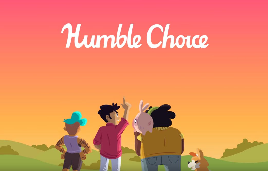Introducing Humble Choice - replacing Humble Monthly