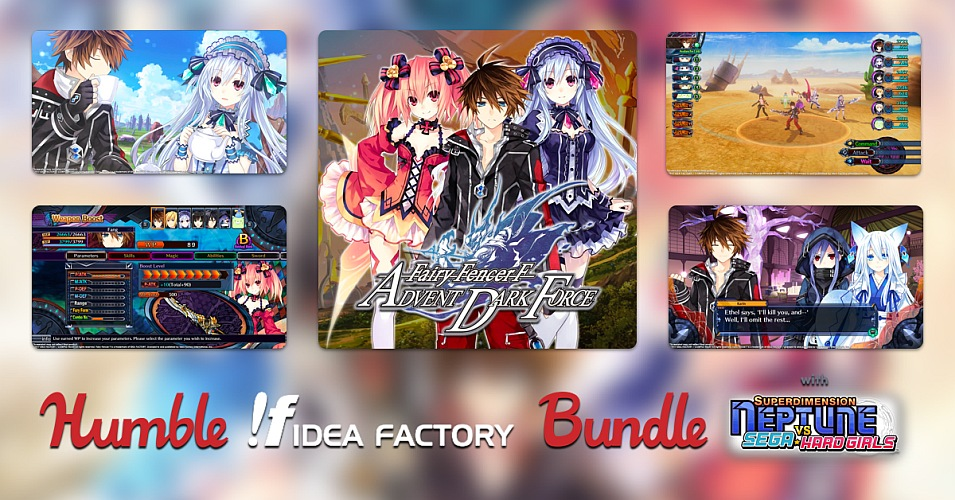 Humble Idea Factory Bundle
