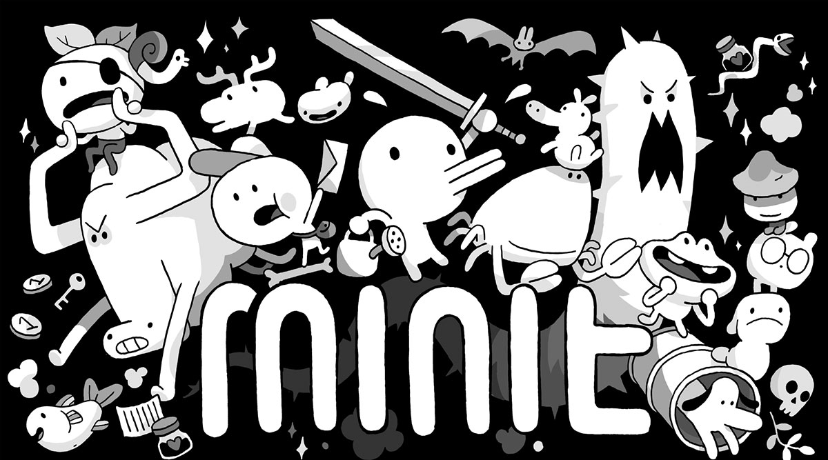 Free Game on Epic Games Store: Minit