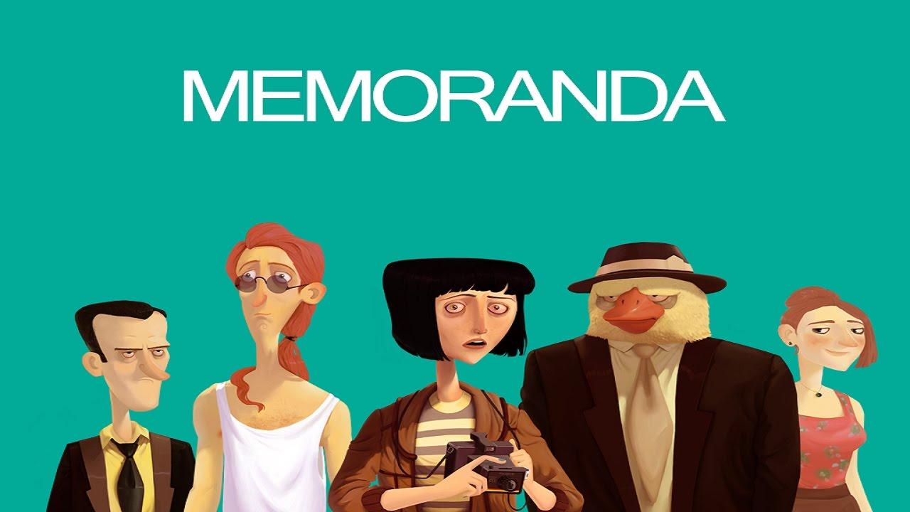 Free Game: Memoranda