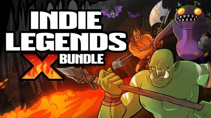 Fanatical Indie Legends X Bundle