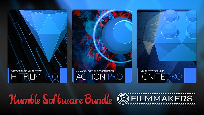 Humble Software Bundle: Filmmakers